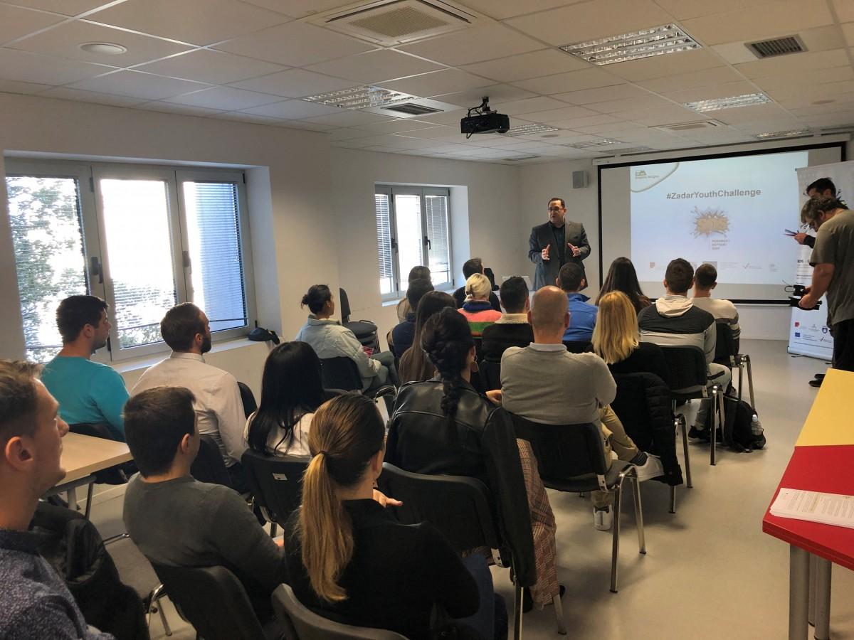 Empiria ima najbolju poduzetničku ideju – Održan Zadar Youth Challenge